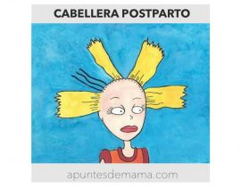 Cabellera postparto
