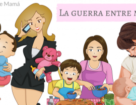 Guerra de mamás