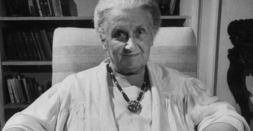 La psicología del recién nacido, por María Montessori (traducción)